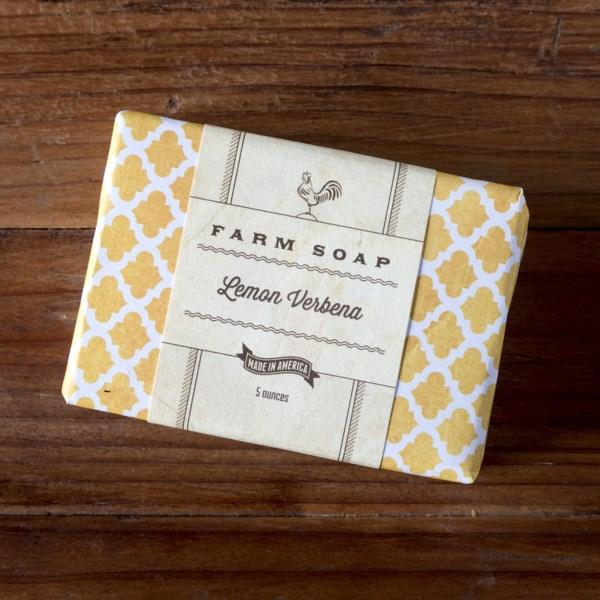 Park Hill Farm Soap-Gifts-Lemon Verbena-A Cottage in the City