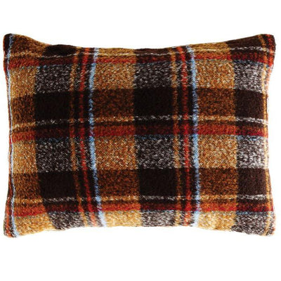 Plaid Fall Pillow