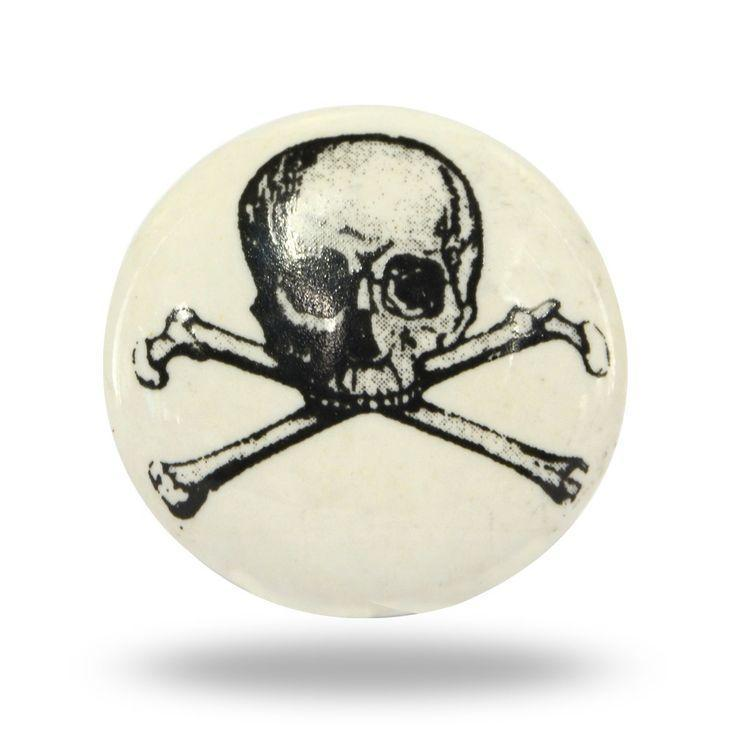Retro Pirate Knob