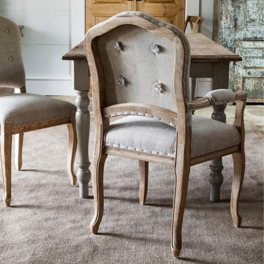St. Louis Arm Chair-Furniture-A Cottage in the City
