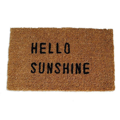 Sugarboo Designs Hello Sunshine Door Mat