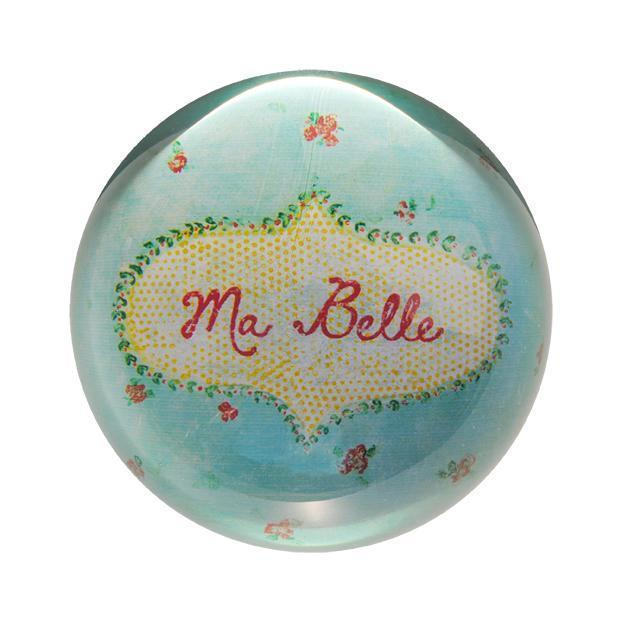 Sugarboo Designs Ma Belle Paperweight-Brands-A Cottage in the City