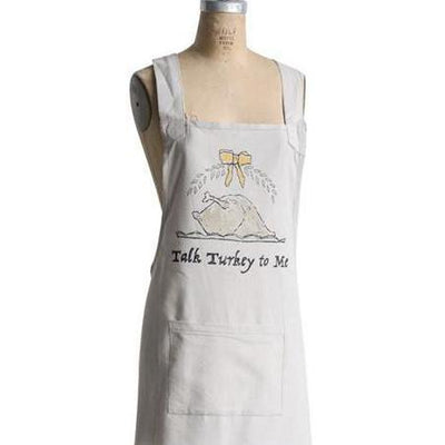 Talk Turkey To Me Apron