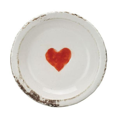 Terra Cotta Heart Dish