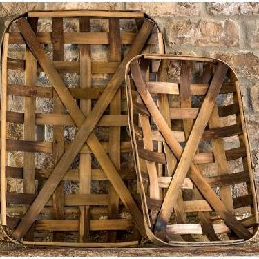 Tobacco Basket-Decor-Large-A Cottage in the City