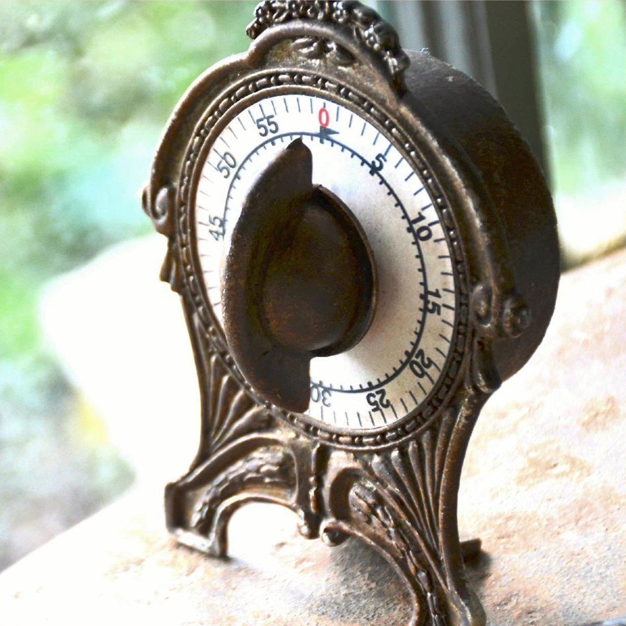 Vintage Style Victorian Timer-Tabletop-A Cottage in the City