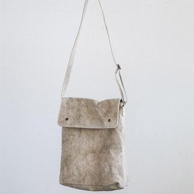 Vintage Tent Canvas Crossbody Bag