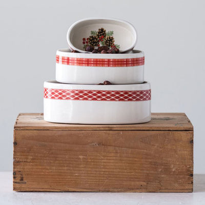 Holiday Ramekin Set