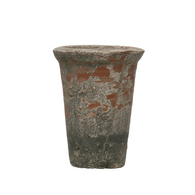 Distressed Clay Planter-Seasonal-A Cottage in the City