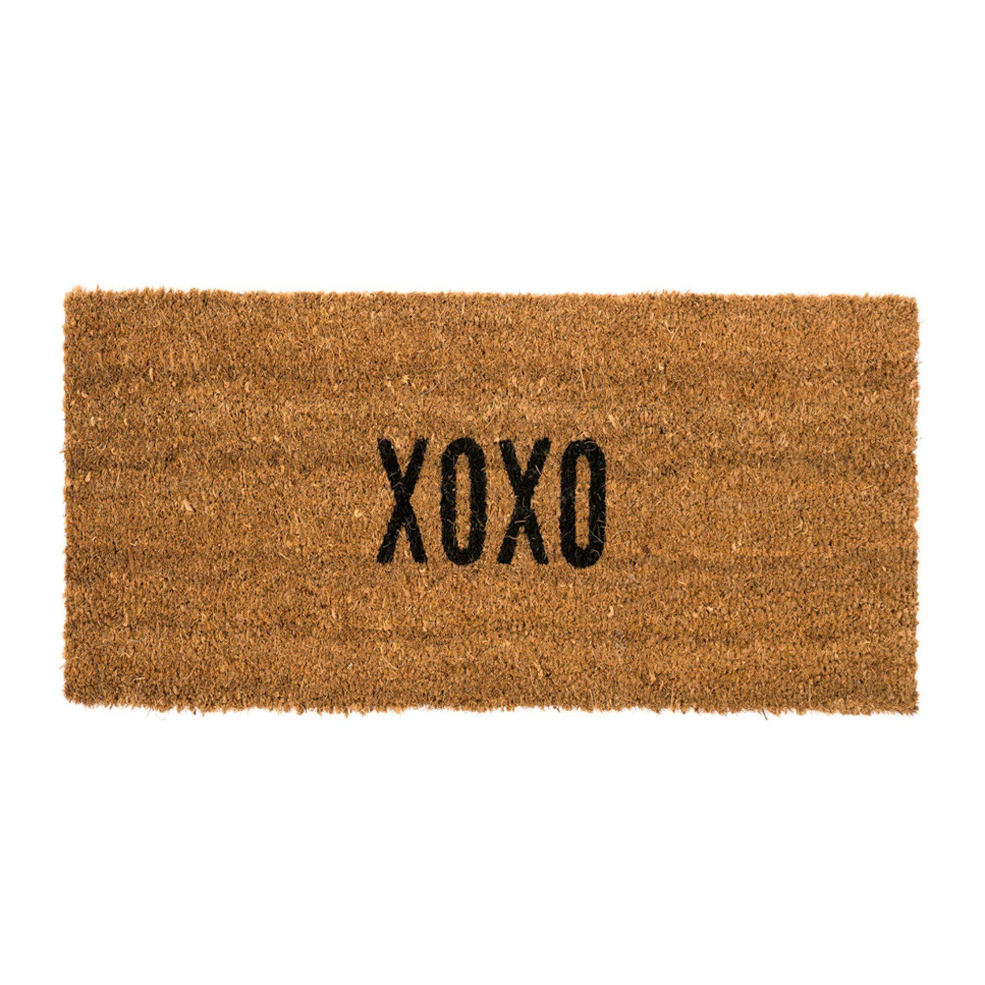 XOXO Door Mat-Decor-A Cottage in the City