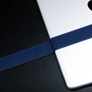 Midnight Blue Milanese Loop - 40Loops.com
