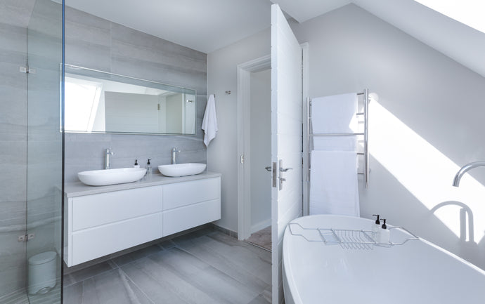 Popular Bathroom Color Layouts