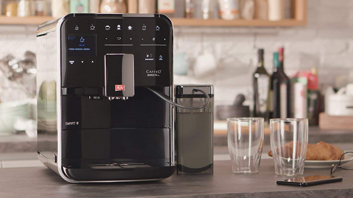 The Melitta Barista TS Smart F85/0-102 Espresso Machine Reviewed