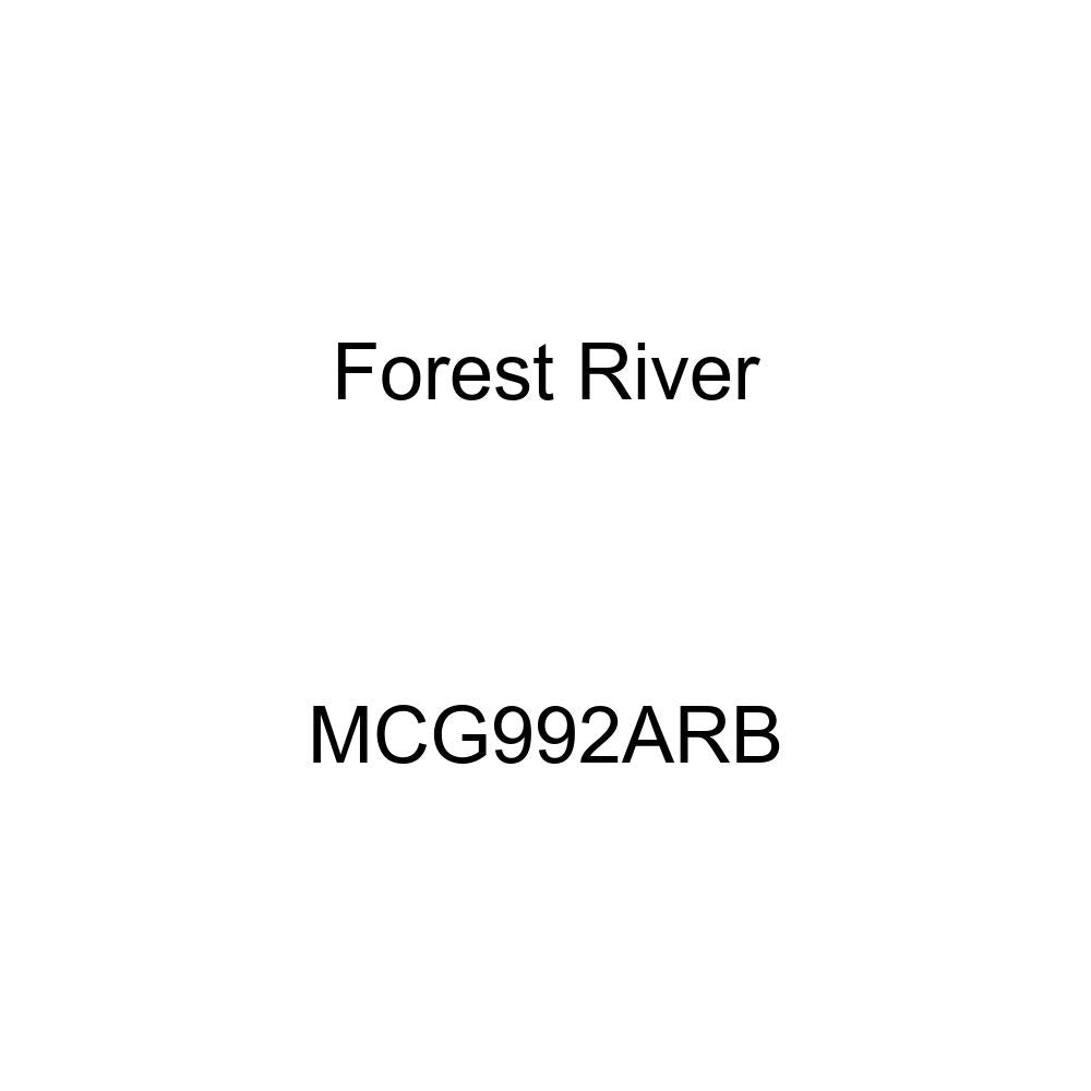 FOREST RIVER MCG992ARB .9 MICROWAVE