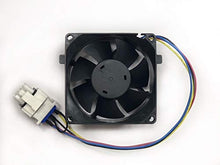 Load image into Gallery viewer, WR60X29099 GE Refrigerator fresh food fan motor