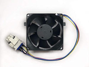 WR60X29099 GE Refrigerator fresh food fan motor