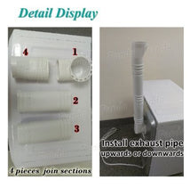 Load image into Gallery viewer, Panda PAN40SF Portable Compact Cloth Dryer, 2.65cu.ft, 9lbs, White