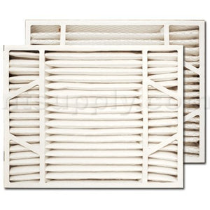 "Honeywell 20"" X 25\"" X 4\"" FC200E1037 Air Filter Replacement - MERV 13 (2 Pack)"