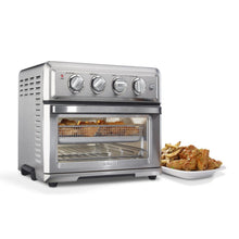 Load image into Gallery viewer, Cuisinart TOA-60 Convection Toaster Air Fryer, One Size, Silver