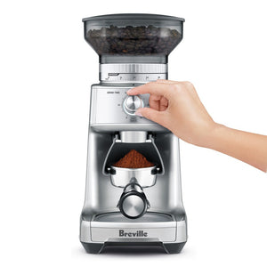 Breville BCG600SIL The Dose Control Pro Coffee Bean Grinder, Silver