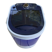 Load image into Gallery viewer, BUBBLEBAGDUDE Bubble Bags Machine 5 Gallon Mini Washer Herbal Ice Essence Extraction Washing Machine with 5 Gallon 220 Micron Zipper Bag - 110 Volts - Eliminate 90% of Work & Save Time