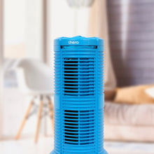 Load image into Gallery viewer, Envion Therapure TPP220-M UV Germicidal Permanent HEPA Type Tower Air Purifier Blue, 70 Sq Ft Capacity