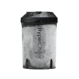 HyperChiller Long Lasting Ice Cold Beverage Cooler - Chills 12.5 oz Brewed Coffee, Wine, Tea, Juice, HC1