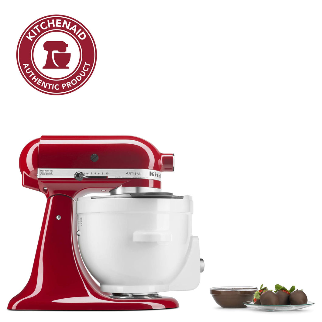 KitchenAid KSM1CBT Precise Heat Mixing Bowl For Tilt-Head Stand Mixers