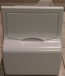 GENUINE Frigidaire 241860803 Ice Container Assembly for Refrigerator