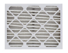 "Load image into Gallery viewer, Aerostar 20x25x4 MERV 13 Pleated Air Filter, Made in the USA 19 1/2"" x 24 1/2"" x 3 3/4"", 6-Pack"