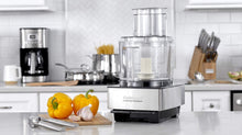 Load image into Gallery viewer, Cuisinart DFP-14BCNY 14-Cup Food Processor, Brushed Stainless Steel - Silver