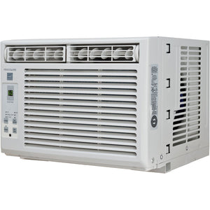 Frigidaire FFRE0533Q1 5,000 BTU 115V Window-Mounted Mini-Compact Air Conditioner with Full-Function Remote Control