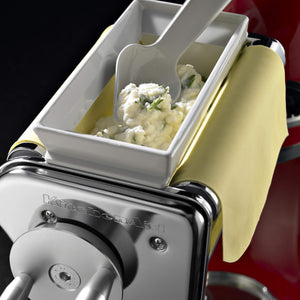 "KitchenAid KRAV Ravioli Maker, 1"", Red"