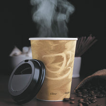 Load image into Gallery viewer, Solo 412MSN-0029 12 oz Mistique SSP Paper Hot Cup (Case of 1000)