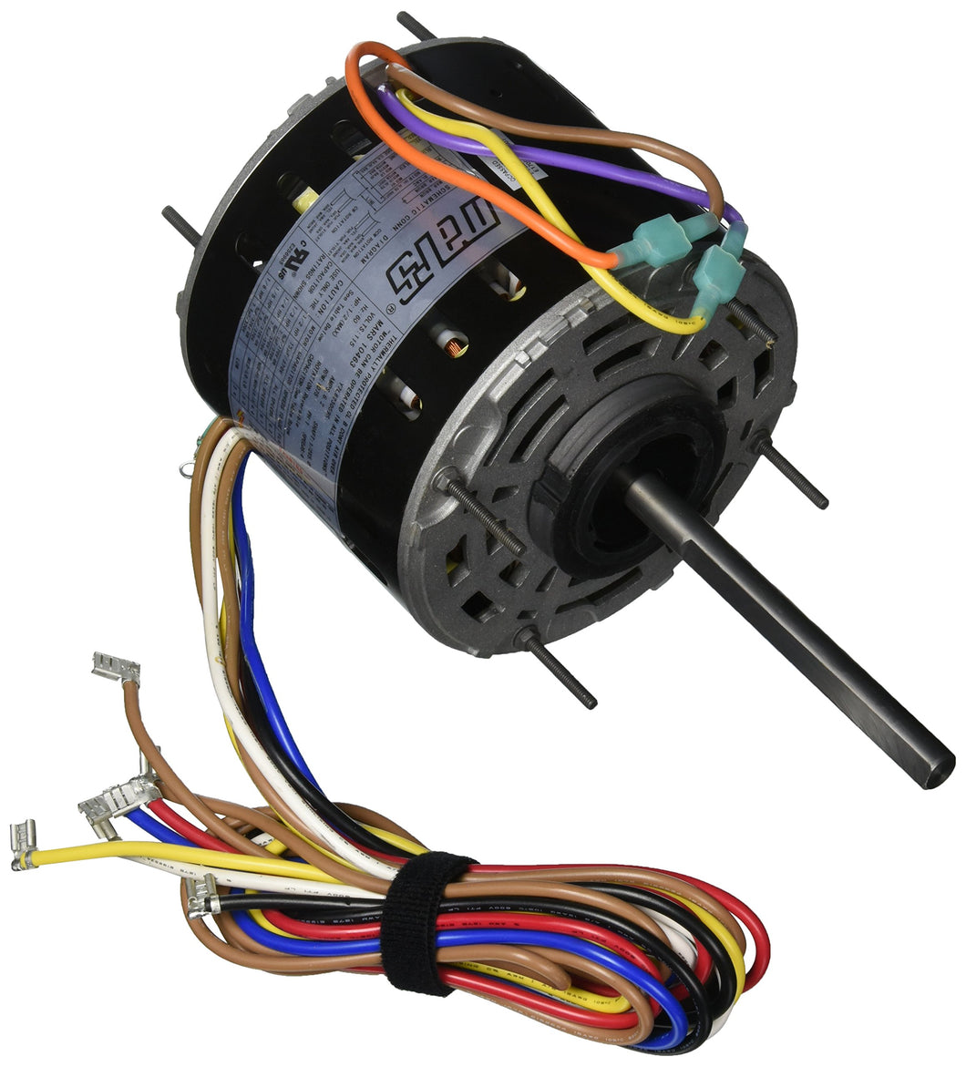 MARS - Motors & Armatures 10463 1/6-1/2 MULTI-HP 115V