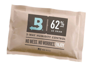 Boveda 62 Percent 20-Pack Humidifier/Dehumidifier Large 60gm