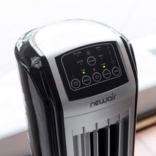 Load image into Gallery viewer, NewAir AF-310 Portable Evaporative Air Fan and Humidifier, Personal Indoor Outdoor Swamp Cooler