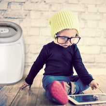 Load image into Gallery viewer, Vornadobaby Purio Air Purifier, White