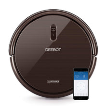 Load image into Gallery viewer, Ecovacs DEEBOT N79S Robotic Vacuum Cleaner with Max Power Suction,  Up to 110 min Runtime, Hard Floors and Carpets, Works with Alexa, App Controls, Self-Charging, Quiet