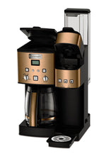 Load image into Gallery viewer, Cuisinart SS-15CP 12 Cup Coffee Maker And Single-Serve Brewer, Copper