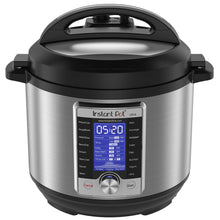 Load image into Gallery viewer, Instant Pot Ultra 6 Qt 10-in-1 Multi- Use Programmable Pressure Cooker, Slow Cooker, Rice Cooker, Yogurt Maker, Cake Maker, Egg Cooker, Sauté, Steamer, Warmer, and Sterilizer