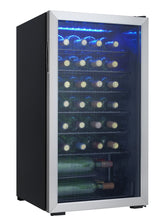 Load image into Gallery viewer, Danby 36 Bottle Freestanding Wine Cooler