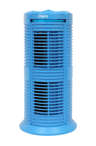 Envion Therapure TPP220-M UV Germicidal Permanent HEPA Type Tower Air Purifier Blue, 70 Sq Ft Capacity