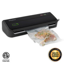 Load image into Gallery viewer, FoodSaver FM2000 Vacuum Sealer Machine with Starter Bags & Rolls | Safety Certified | Black - FM2000-FFP