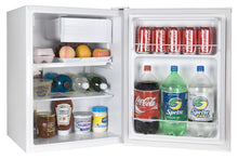 Load image into Gallery viewer, Haier HC27SF22RW 2.7 Cubic Feet Refrigerator/Freezer, White