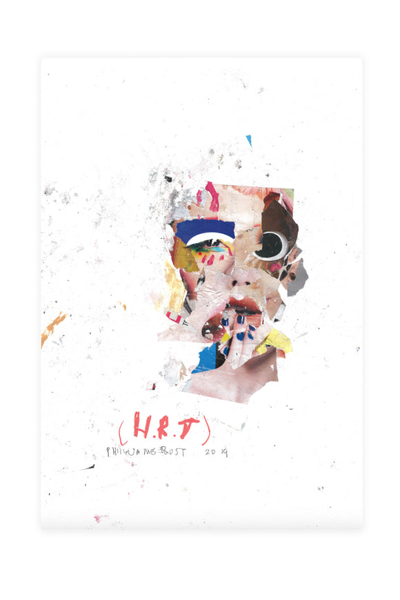 H.R.T A1 Poster Print