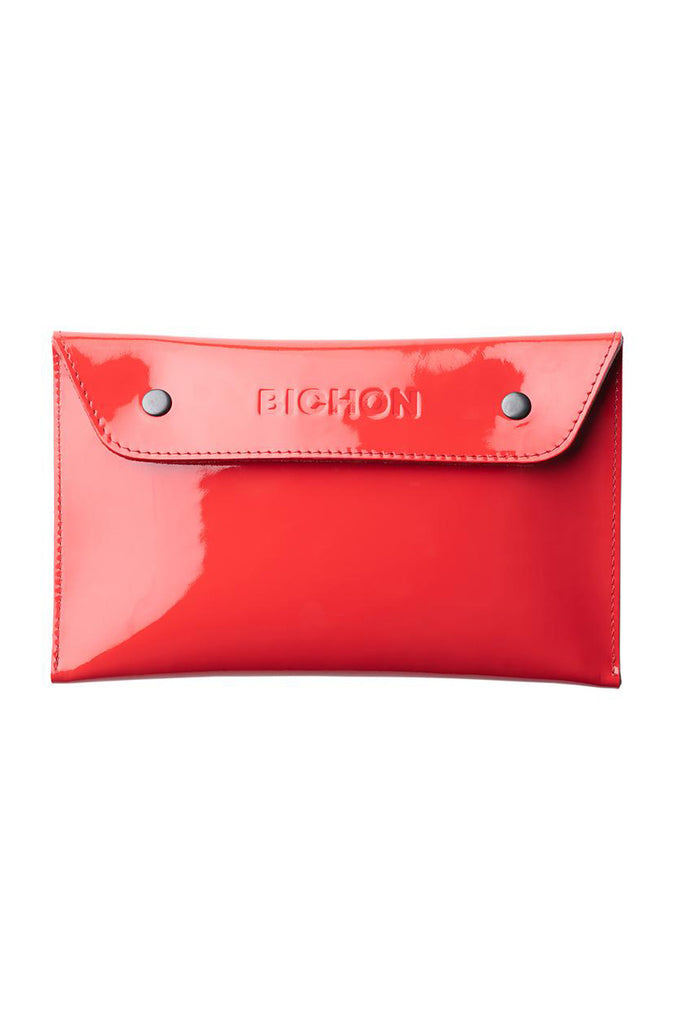 Patent Pocket - Red