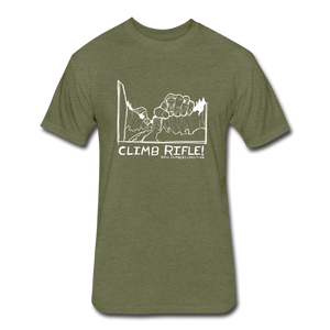 Climb Rifle - heather military green