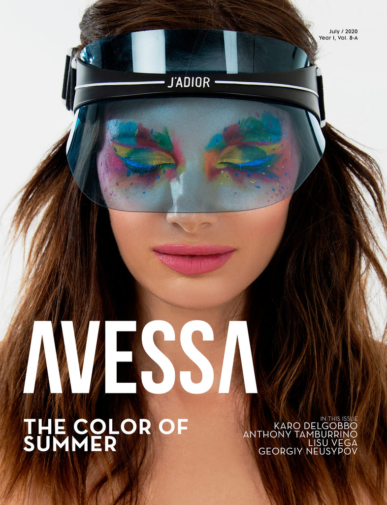 AVESSA Magazine: The Color of Summer | July 2020