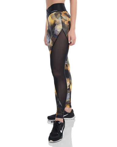Digital Energy Leggings - AVESSA